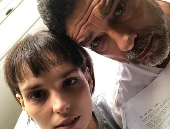 Non Odiare il nuovo film con Alessandro Gassmann e Sara Serraiocco, prime foto dal set