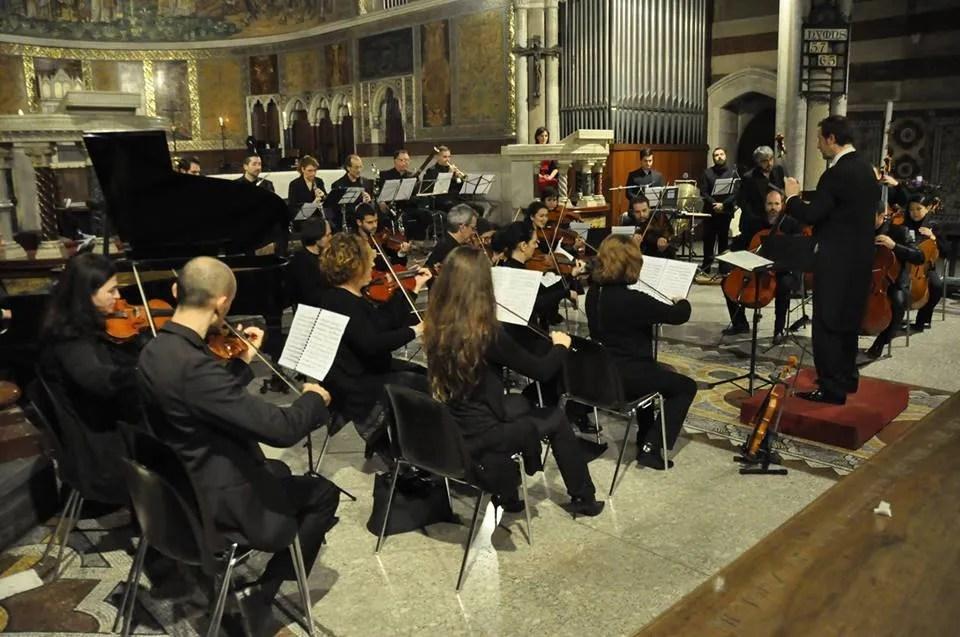 I nuovi appuntamenti dell'Orchestra Sinfonica Nova Amadeus a Roma e nel Lazio