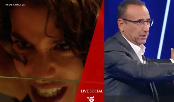 Ascolti TV | Social Auditel 4 ottobre 2019: Rosy Abate 2 stacca Tale e quale show nel trending topic, Bake Off Italia in tendenza con oltre 5.000 Tweet