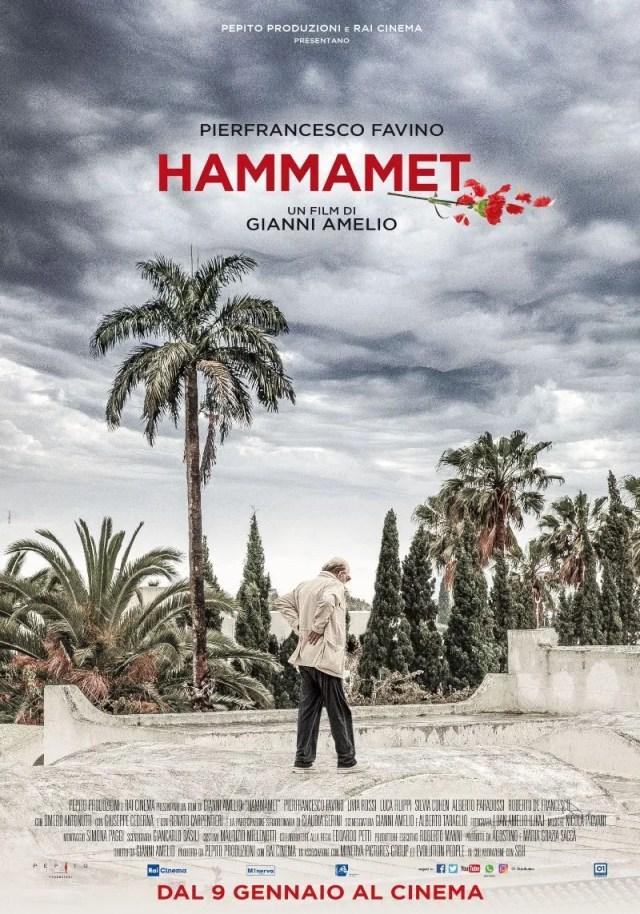Hammamet-favino-poster