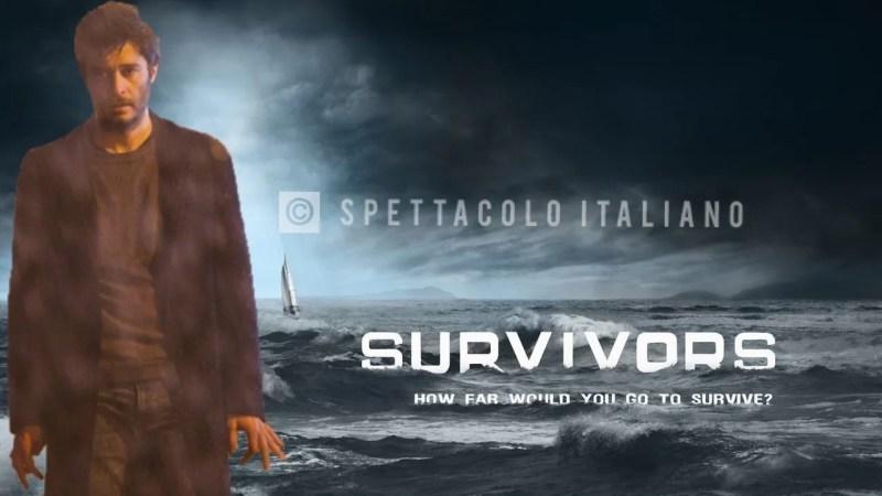 Lino Guanciale nel cast di Survivors (I Sopravvissuti), serie tv internazionale Rai
