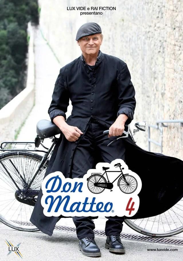 don matteo 4 ascolti tv