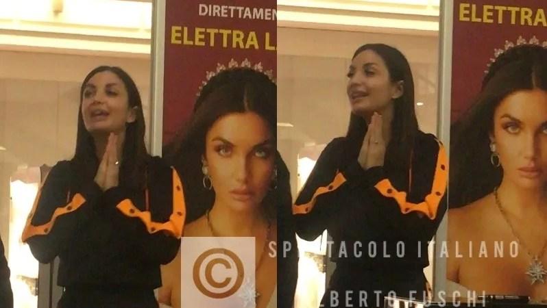 Elettra Lamborghini a Montesilvano (Pescara), la Twerking Queen conquista l'Abruzzo (FOTO e VIDEO)