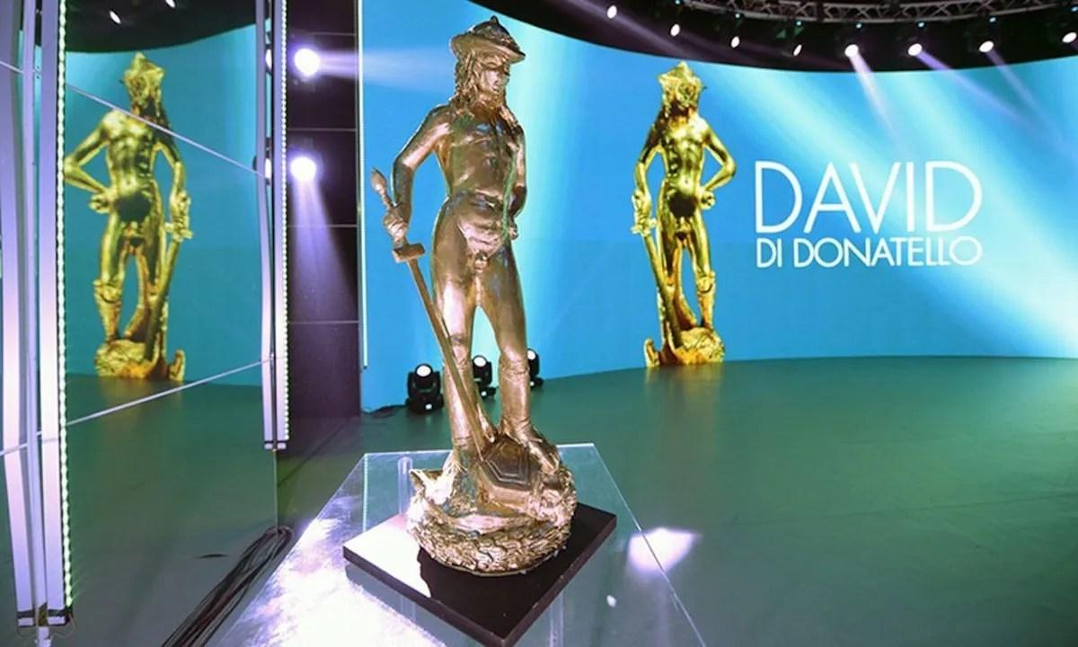 David Di Donatello 2020 in tv, un'edizione speciale mai vista prima