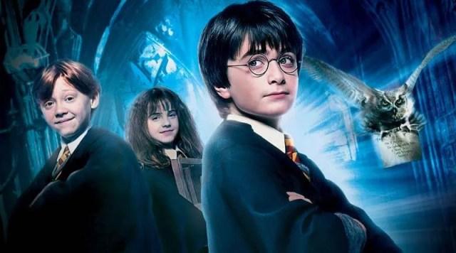 Harry Potter e la pietra filosofale ascolti tv