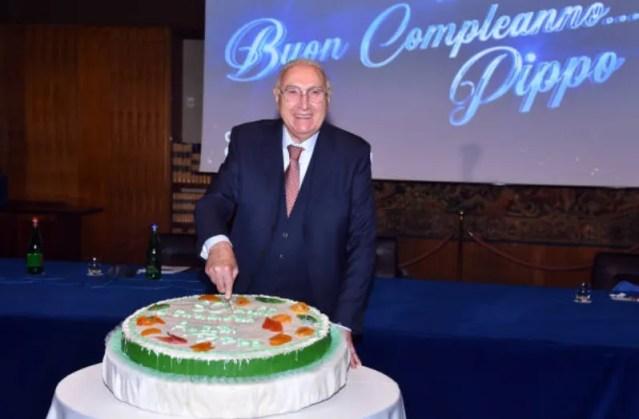 Buon compleanno Pippo Baudo foto rare dello storico condutto