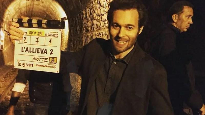 L'Allieva 3, Giorgio Marchesi «Sergio Einardi potrebbe essere morto e apparire solo in alcuni flashback» VIDEO