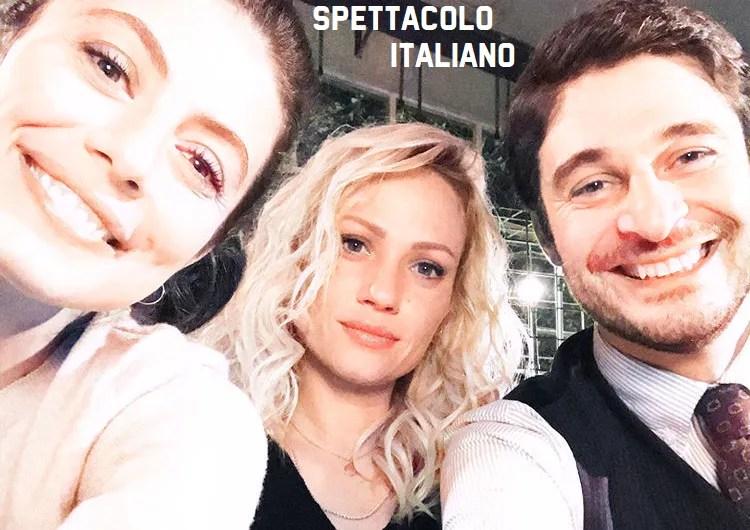L'Allieva 3 riprese al Lanificio, festa sul set fino all'alba con Alessandra Mastronardi, Lino Guanciale e tutto il cast