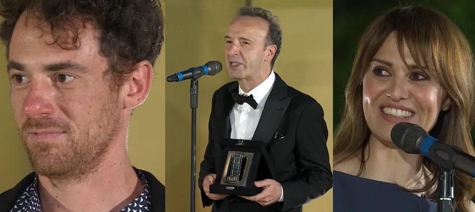 Nastri D'Argento 2020 vincitori e premiazione al MAXXI