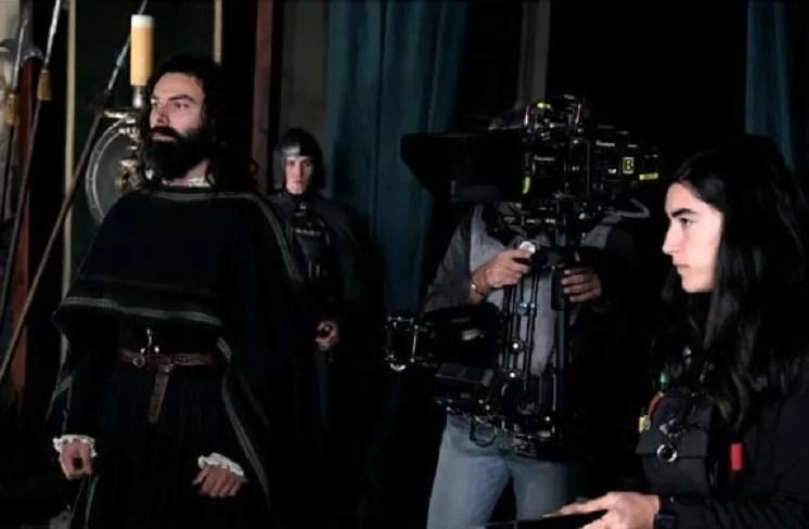 Leonardo serie tv cast completo, anticipazioni e foto dal set con Aidan Turner, sono terminate le riprese