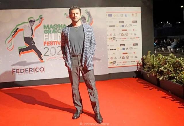 magna graecia film festival 2020 ospiti vinicio marchioni