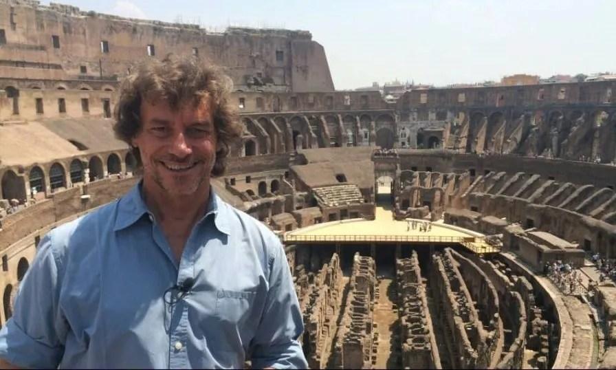 Ulisse il piacere della scoperta 2020, Alberto Angela riparte da Roma