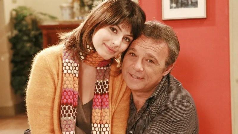 Claudio Amendola e Alessandra Mastronardi, gli ex Cesaroni campioni di ascolti della fiction Rai di autunno 2020 con Nero a Metà 2 e L'Allieva 3
