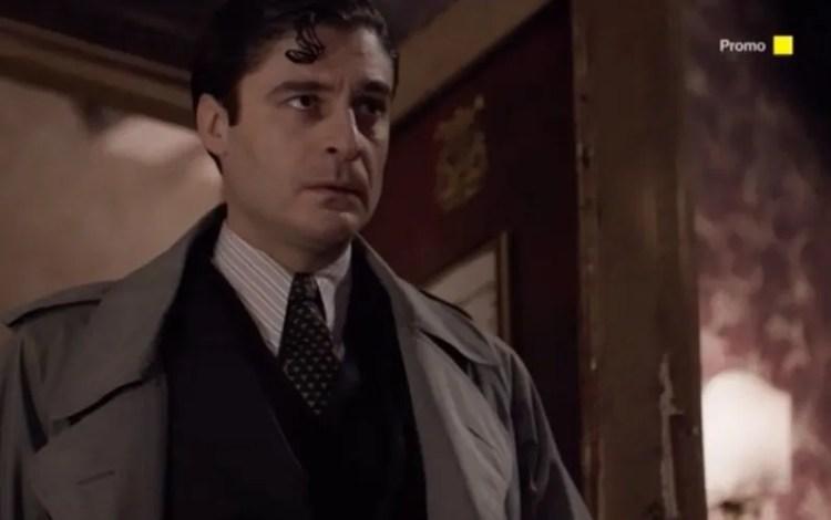 Il Commissario Ricciardi anticipazioni prima puntata, trama del 25 gennaio