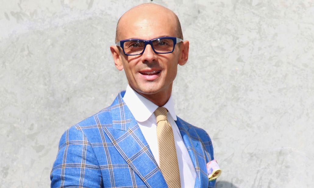 Enzo Miccio confessa  sedersi a tavola  un lusso