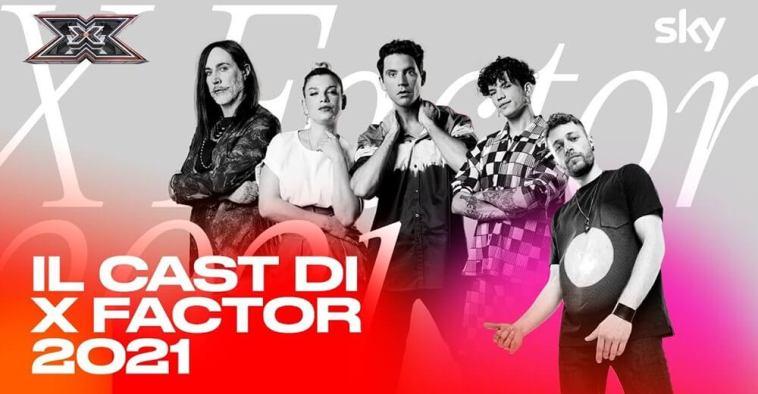 X Factor 2021 dice addio alle categorie di genere – i primi al mondo a farlo