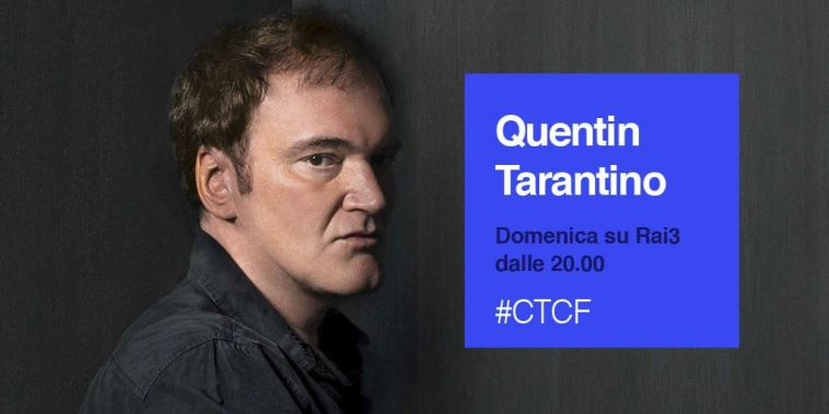 Quentin Tarantino ospite a Che Tempo Che Fa