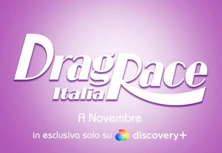 Drag Race Italia, lo spot con le sagome delle 8 concorrenti – video