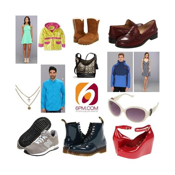 購物教學 -- 美國-6PM購物教學