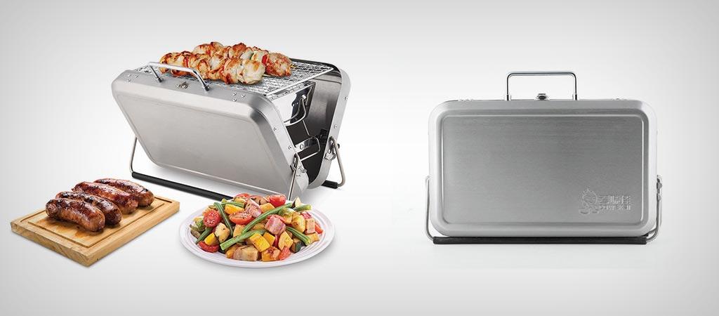 人氣話題 -- 【夏日烤肉趣】美國實用烤爐&烤肉小物介紹