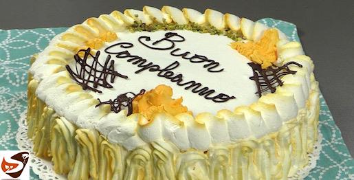 Torta Di Compleanno Per Bambini E Adulti Dolci Facili