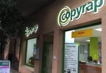 Copyrap patrocina el campus del Malaga Club de Fútbol