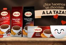 El delicioso Chocolate a la Taza se llama Valor