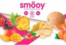 La cadena de yogur helado smöoy en la Feria de Franquicias de Lisboa