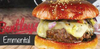 Bentley's Burger ofrece una franquicia con una facturación de 600.000