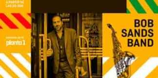 Sábados de Jazz en el restaurante Ícona con Bob Sands Band