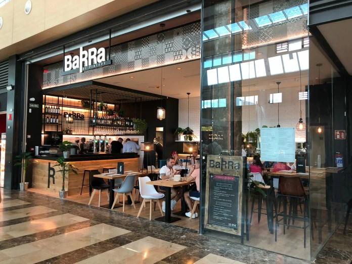 BaRRa de Pintxos abre un nuevo restaurante en el centro comercial La Gavia