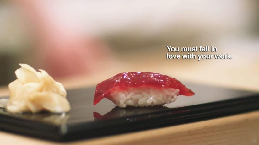 Dromen over sushi en het vinden van jouw passie