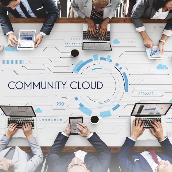 Community-cloud