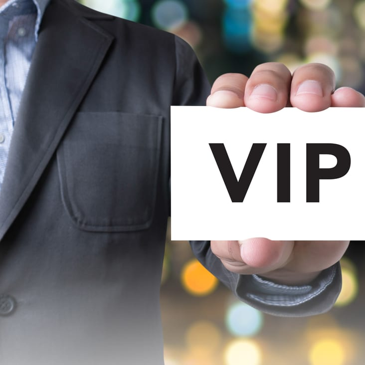 SPG client vip
