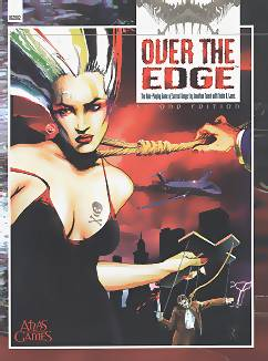 Over the Edge 2nd edition