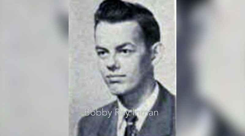 20 Bobby Ray Inman