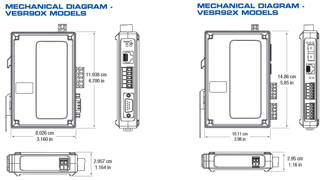 Advantech BB-VESR921-MC