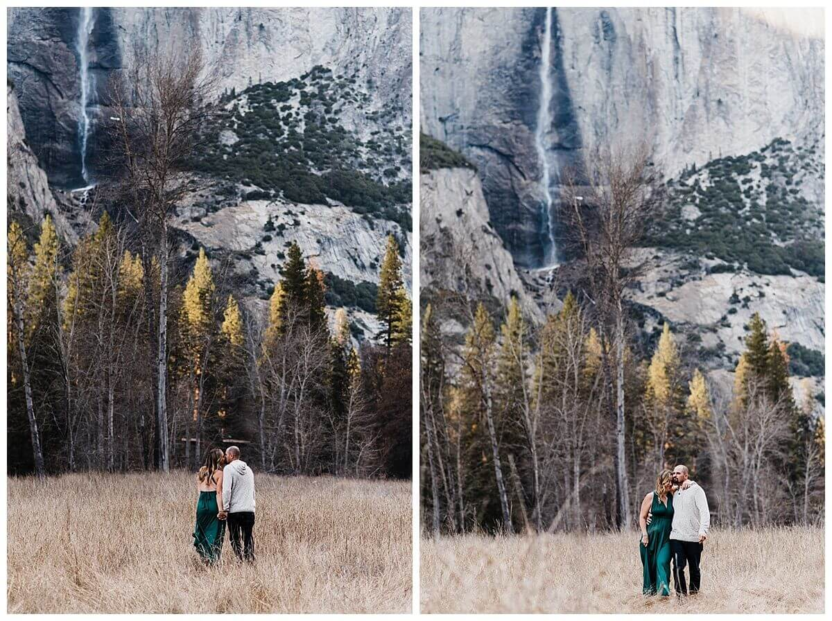 Yosemite Adventure Couples Session | S Photography | Pacific Northwest Intimate Wedding and Elopement Photographer