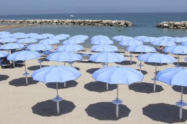 Spiaggia dei Fiori Fano