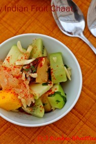 Indian Fruit Chaat