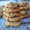 Oatmeal Coconut Raisin Cookies