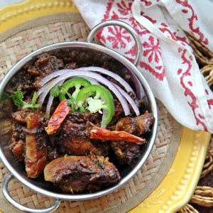Kosha Moorgi – Slow Cooked Traditional Bengali Chicken