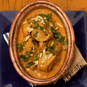 Delhi Chicken Curry with Fennel and Ginger