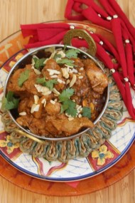 Delhi Chicken Curry with Ginger and Fennel