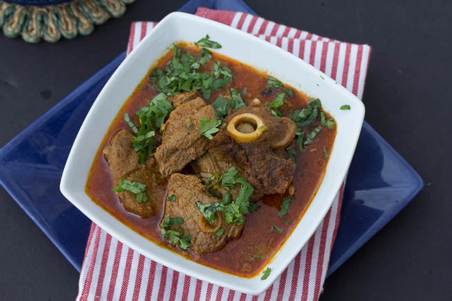 Laal Maas_Rajasthani Red Lamb Curry