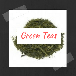 green teas spice it up