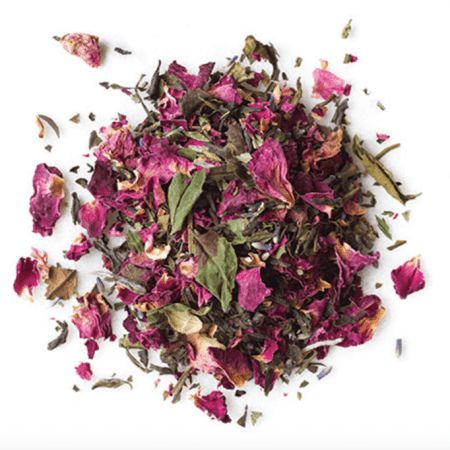White Tea Rose Melange