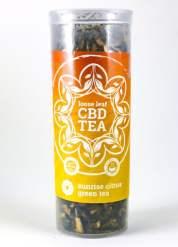Sunrise Citrus cbd tea