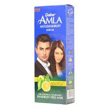 Dabur Amla anti dandruff hair oil 200 ml