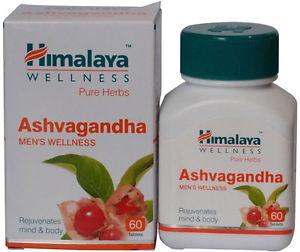 Himalaya Ashvagandha Tablets